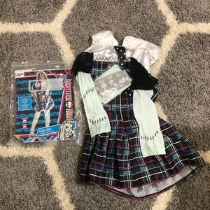 Monster High Girl's Costume